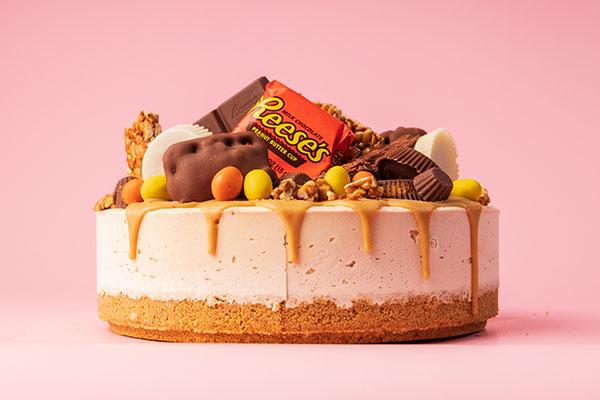 Reeses PB Cheesecake
